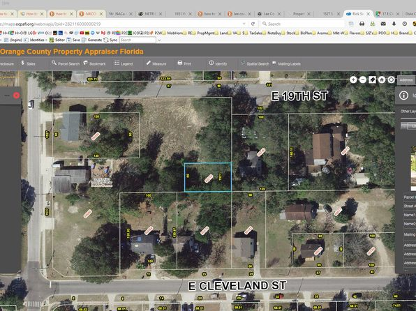 null bed null bath Vacant Land at 1527 S Central Ave Apopka, FL, 32703 is for sale at 9k - 1 of 6