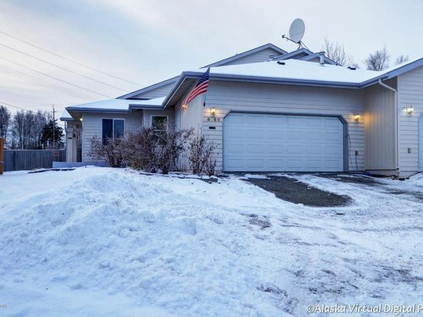 3 bed 2 bath Single Family at 6760 Delong Landing Cir Anchorage, AK, 99502 is for sale at 330k - 1 of 26