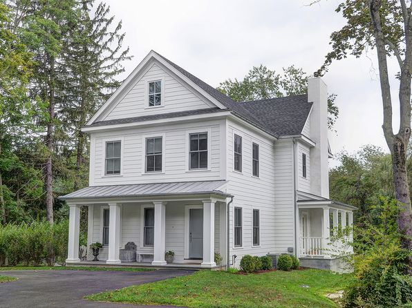 4 bed 3 bath Single Family at 309 Park St New Canaan, CT, 06840 is for sale at 1.30m - 1 of 19