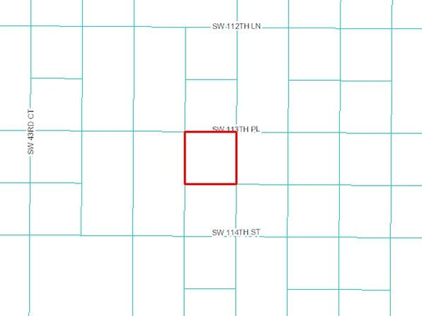 null bed null bath Vacant Land at  SW 113th Pl Ocala, FL, 34476 is for sale at 26k - 1 of 2