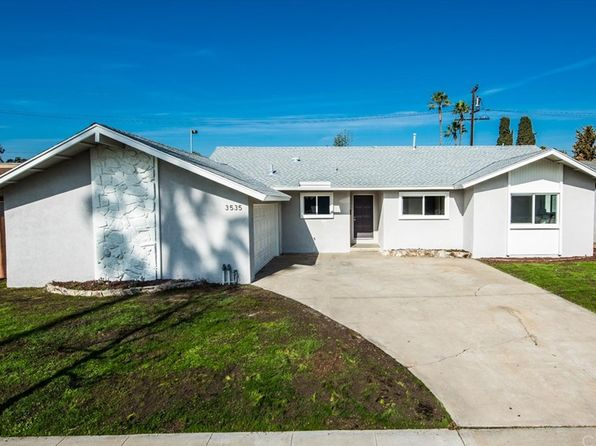 4 bed 2 bath Single Family at 3535 E ALMOND AVE ORANGE, CA, 92869 is for sale at 649k - 1 of 26