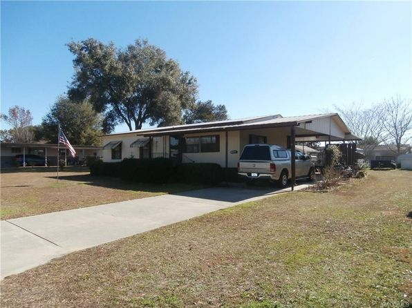 2 bed 2 bath Mobile / Manufactured at 4300 E Tennessee Ln Hernando, FL, 34442 is for sale at 60k - 1 of 19