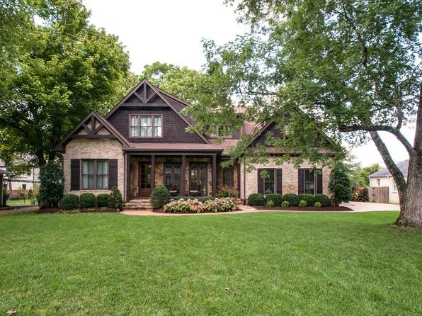 4 bed 3 bath Single Family at 108 HAVERFORD DR NASHVILLE, TN, 37205 is for sale at 865k - 1 of 30