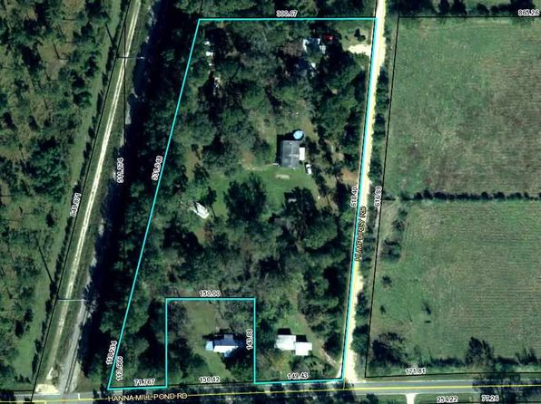 2 bed 1 bath Mobile / Manufactured at 81 Humphrey Rd Quincy, FL, 32351 is for sale at 59k - google static map