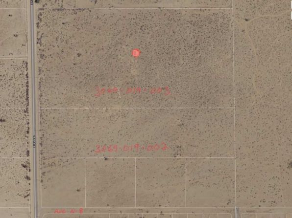 null bed null bath Vacant Land at 150TH E Avenue N8 Lancaster, CA, 93535 is for sale at 75k - google static map
