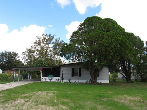 4 bed 2 bath Mobile / Manufactured at 32606 County Road 437 Sorrento, FL, 32776 is for sale at 140k - 1 of 25