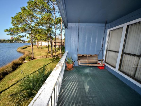 2 bed 2 bath Condo at 6909 N Lagoon Dr Panama City Beach, FL, 32408 is for sale at 135k - 1 of 24
