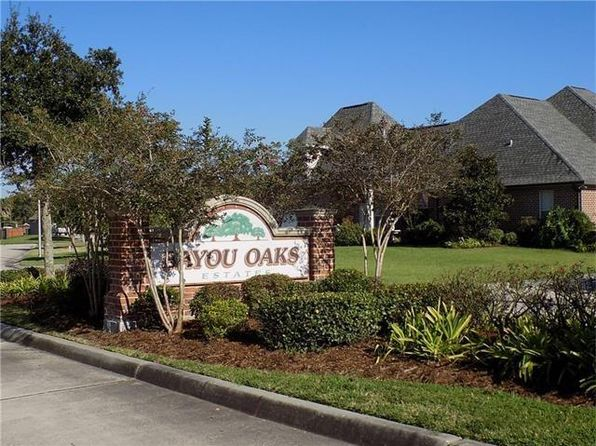 null bed null bath Vacant Land at  Bayou Oaks Ests Marrero, LA, 70072 is for sale at 68k - google static map