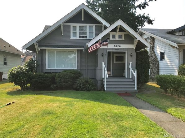 4 bed 1 bath Single Family at 3626 Fawcett Ave Tacoma, WA, 98418 is for sale at 260k - 1 of 18