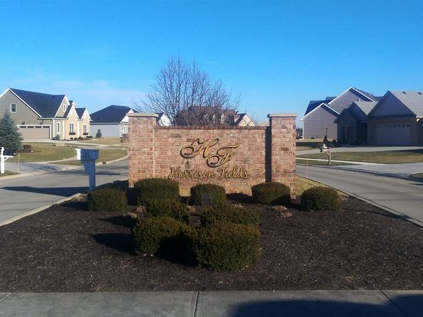 null bed null bath Vacant Land at 15103 Harrison Fields Blvd Fort Wayne, IN, 46814 is for sale at 64k - google static map