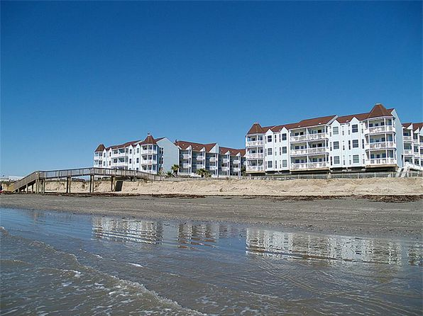 1 bed 1 bath Condo at 10811 San Luis Pass Rd Galveston, TX, 77554 is for sale at 148k - 1 of 32