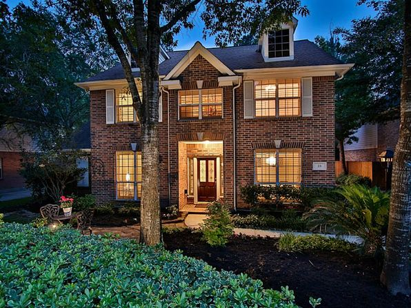 4 bed 3 bath Single Family at 23 Vista Mill Pl Spring, TX, 77382 is for sale at 395k - 1 of 32