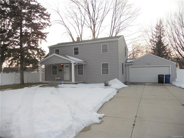 4 bed 2 bath Single Family at 11731 Lucerne Redford, MI, 48239 is for sale at 129k - 1 of 37