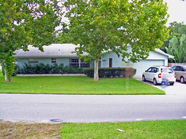 3 bed 2 bath Single Family at 1180 Covina St Cocoa, FL, 32927 is for sale at 165k - 1 of 2