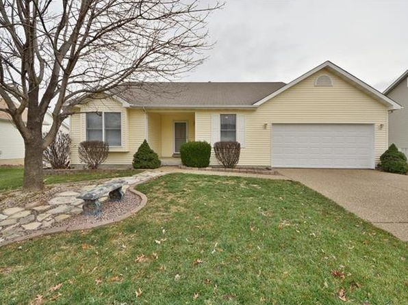 3 bed 2 bath Single Family at 5028 Joshua Dr Wentzville, MO, 63385 is for sale at 192k - 1 of 40
