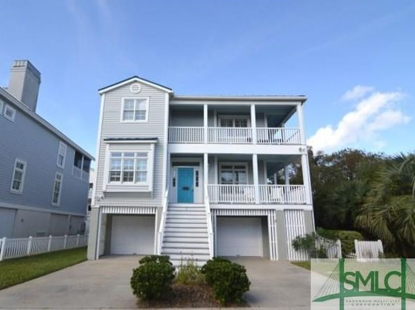 3 bed 4 bath Single Family at 5 DRIFTWOOD CT TYBEE ISLAND, GA, 31328 is for sale at 895k - 1 of 22