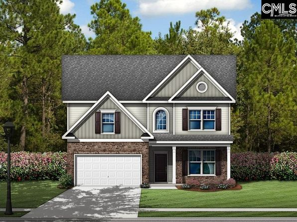 4 bed 1 bath Single Family at 5 Dressage Ct Lugoff, SC, 29078 is for sale at 206k - google static map