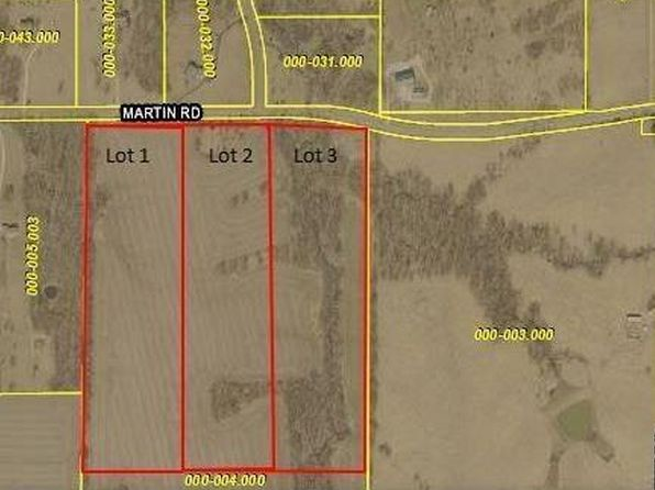 null bed null bath Vacant Land at  Martin Rd Kansas City, MO, 64164 is for sale at 188k - google static map