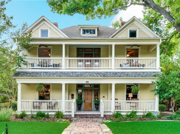 5 bed 4 bath Single Family at 201 E University Ave Waxahachie, TX, 75165 is for sale at 525k - 1 of 35