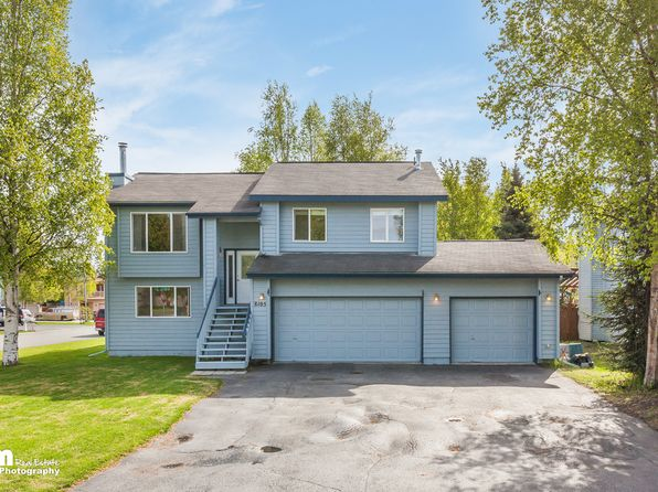 4 bed 2 bath Single Family at 8105 Eleusis Dr Anchorage, AK, 99502 is for sale at 385k - 1 of 55