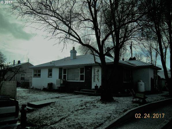 3 bed 1 bath Single Family at 246 NW 1st Ave John Day, OR, 97845 is for sale at 100k - 1 of 2