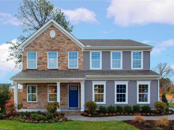 4 bed 3 bath Single Family at 276 Oak Hill Ln Smithfield, VA, 23430 is for sale at 393k - google static map