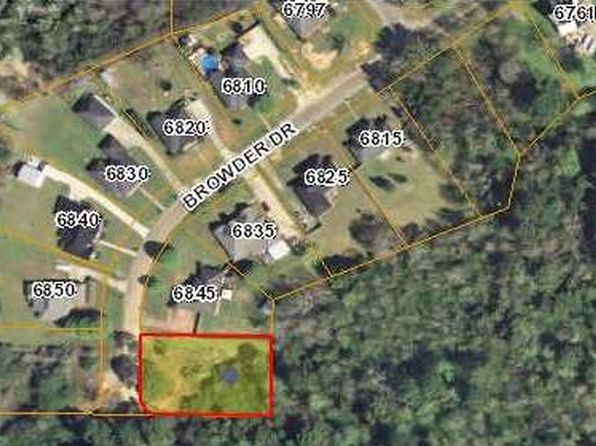 null bed null bath Vacant Land at 0 Browder Dr Theodore, AL, 36582 is for sale at 16k - google static map
