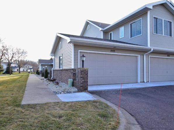 2 bed 1 bath Townhouse at 1553 Creek Meadows Dr NW Coon Rapids, MN, 55433 is for sale at 138k - 1 of 23