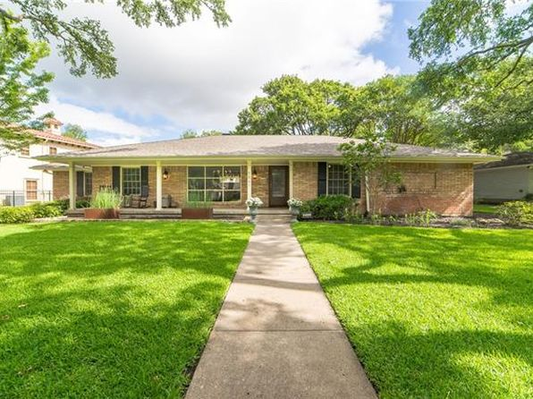 4 bed 3 bath Single Family at 5847 Azalea Ln Dallas, TX, 75230 is for sale at 839k - 1 of 23