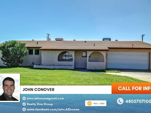 4 bed 3 bath Single Family at 1553 W 6th Pl Mesa, AZ, 85201 is for sale at 260k - 1 of 30