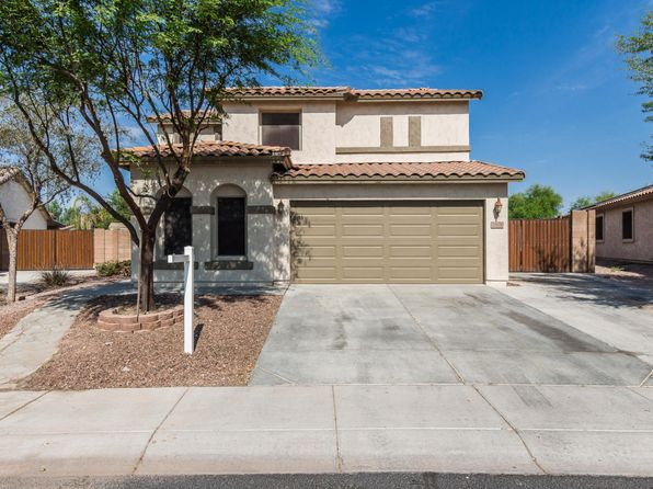 4 bed 3 bath Single Family at 25610 W Red Sky Pl Buckeye, AZ, 85326 is for sale at 218k - 1 of 35