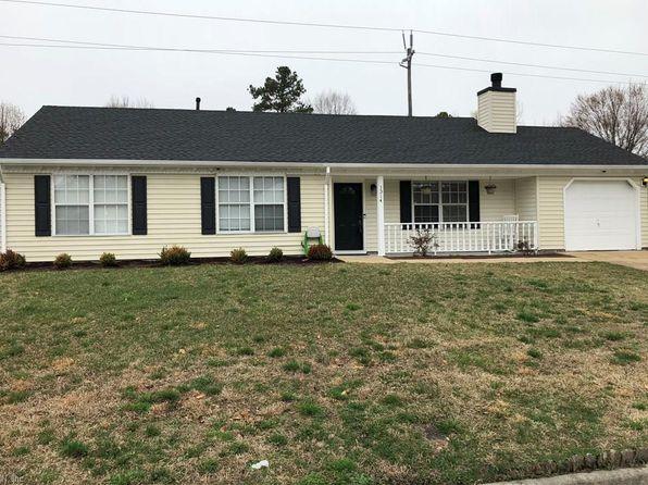 3 bed 2 bath Single Family at 1314 Keaton Way Chesapeake, VA, 23321 is for sale at 205k - 1 of 19