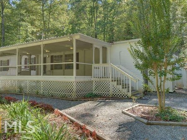 3 bed 2 bath Mobile / Manufactured at 4684 Jones Gap Rd Hiawassee, GA, 30546 is for sale at 100k - 1 of 12