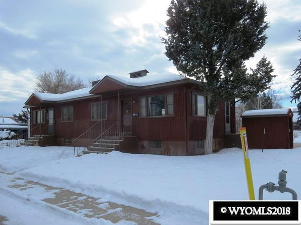 null bed null bath Multi Family at 183 Garfield St Lander, WY, 82520 is for sale at 215k - 1 of 19