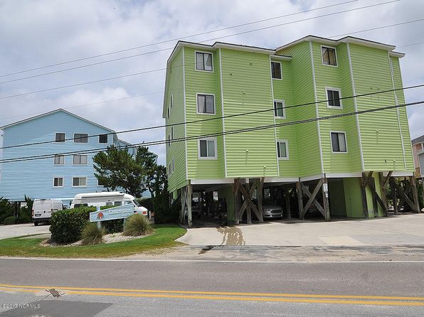 1 bed 2 bath Condo at 1618 Canal Dr Carolina Beach, NC, 28428 is for sale at 149k - 1 of 19