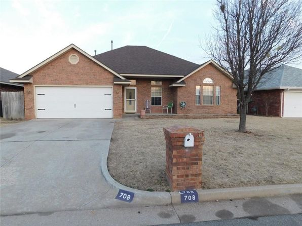 3 bed 2 bath Single Family at 708 Tumbleweed Dr Yukon, OK, 73099 is for sale at 166k - 1 of 2