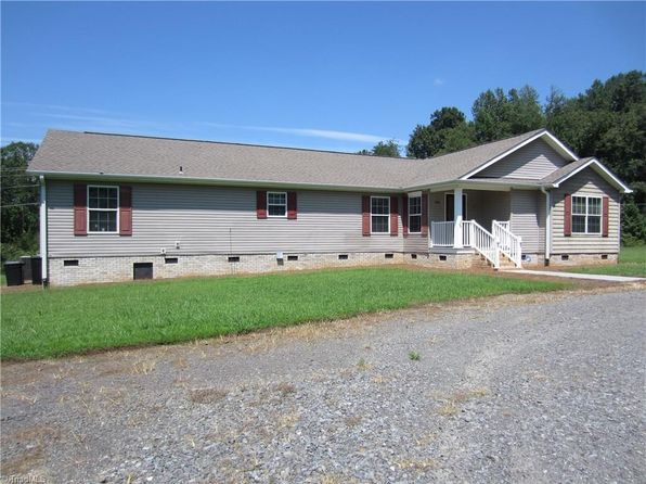 3 bed 2 bath Mobile / Manufactured at 3937 Mount Bethel Church Rd East Bend, NC, 27018 is for sale at 175k - 1 of 16