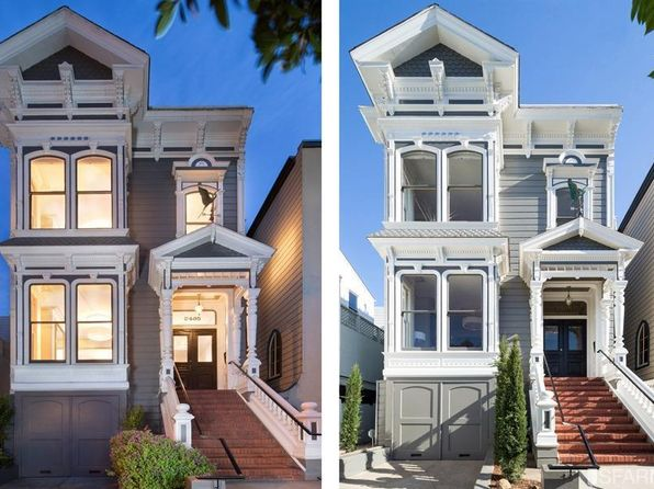 6 bed 4 bath Single Family at 2405 Washington St San Francisco, CA, 94115 is for sale at 5.20m - 1 of 55