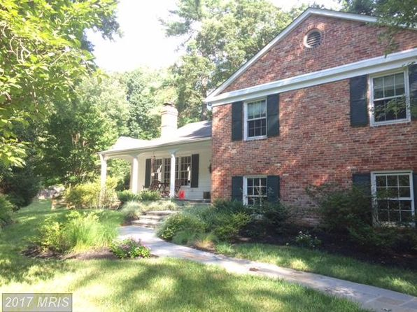 4 bed 3 bath Single Family at 8100 Lilly Stone Dr Bethesda, MD, 20817 is for sale at 799k - google static map