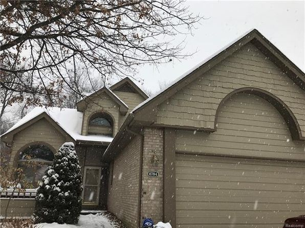 3 bed 2.5 bath Condo at 6784 Oyster Cv West Bloomfield, MI, 48323 is for sale at 370k - 1 of 53