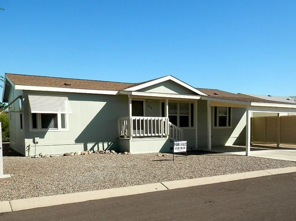 3 bed 2 bath Mobile / Manufactured at 2501 W Wickenburg Way Site Wickenburg, AZ, 85390 is for sale at 46k - 1 of 4