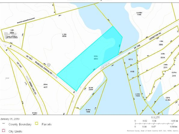 Richmond County Nc Map.Richmond County Nc Waterfront Homes For Sale 11 Homes Zillow