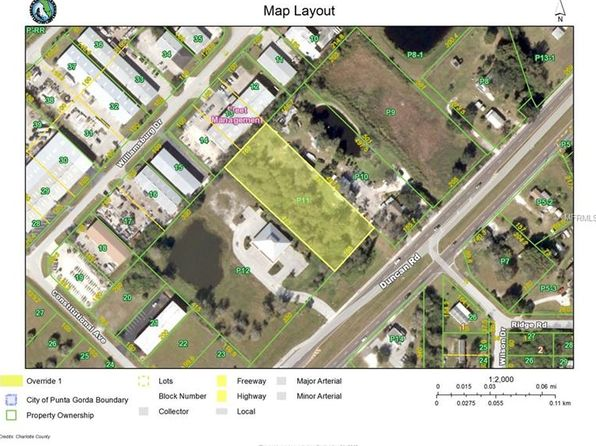 null bed null bath Vacant Land at 5353 Duncan Rd Punta Gorda, FL, 33982 is for sale at 165k - 1 of 2