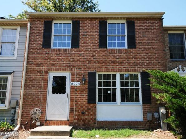 3 bed 2.5 bath Townhouse at 8228 Shady Nook Ct Pasadena, MD, 21122 is for sale at 205k - 1 of 19