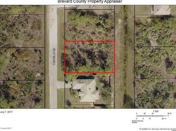 null bed null bath Vacant Land at 3151 WESSEL AVE SE PALM BAY, FL, 32909 is for sale at 8k - google static map