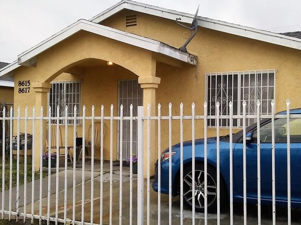 6 bed 4 bath Single Family at 8615 Menlo Ave Los Angeles, CA, 90044 is for sale at 549k - 1 of 5