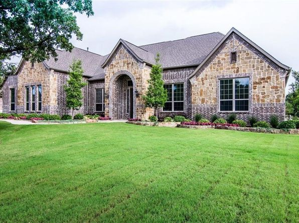 4 bed 3 bath Single Family at 130 Hawk Crest Ln Double Oak, TX, 75077 is for sale at 615k - 1 of 25