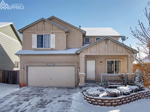 6 bed 4 bath Single Family at 7218 Grand Prairie Dr Colorado Springs, CO, 80923 is for sale at 320k - 1 of 32
