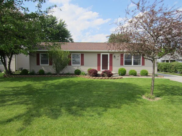 3 bed 2 bath Single Family at 7989 State Route 219 Celina, OH, 45822 is for sale at 139k - 1 of 46