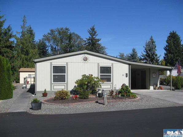 3 bed 2 bath Single Family at 21 Mikelle Dr Sequim, WA, 98382 is for sale at 130k - 1 of 25